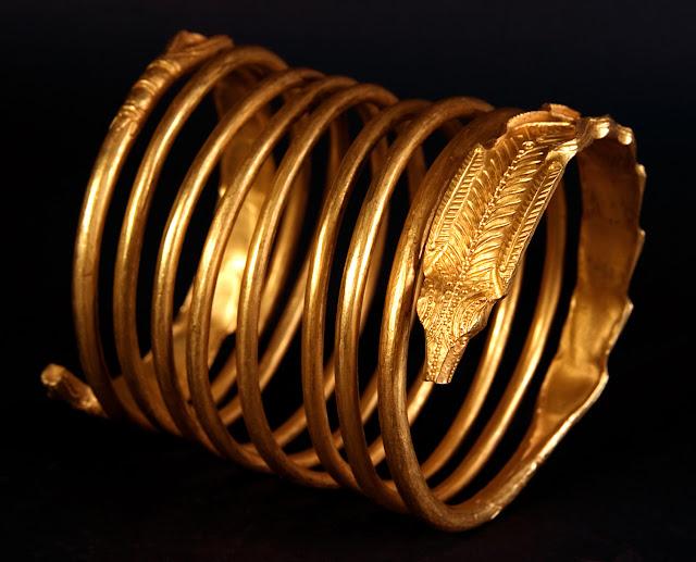 pulseras piezas históricas