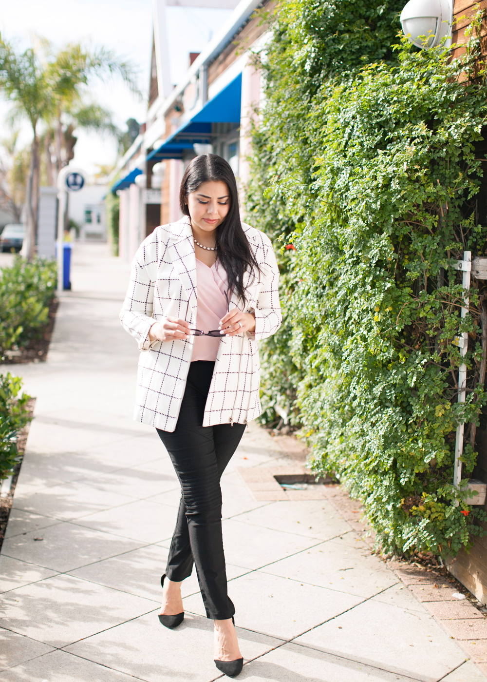Modern Professional Attire, San Diego Winter Fashion, San Diego Fashion Blogger, Miss Match San Diego