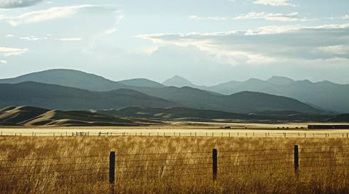 Montana Landscapes Travel Photographer