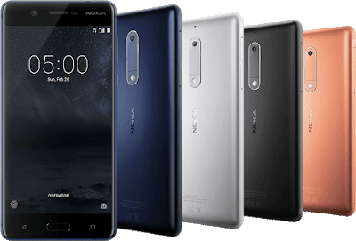 Nokia 5 Price in India where to Buy