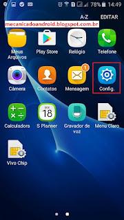 Permitir instalação de aplicativos além da play store