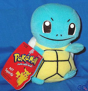 Squirtle Plushie 95