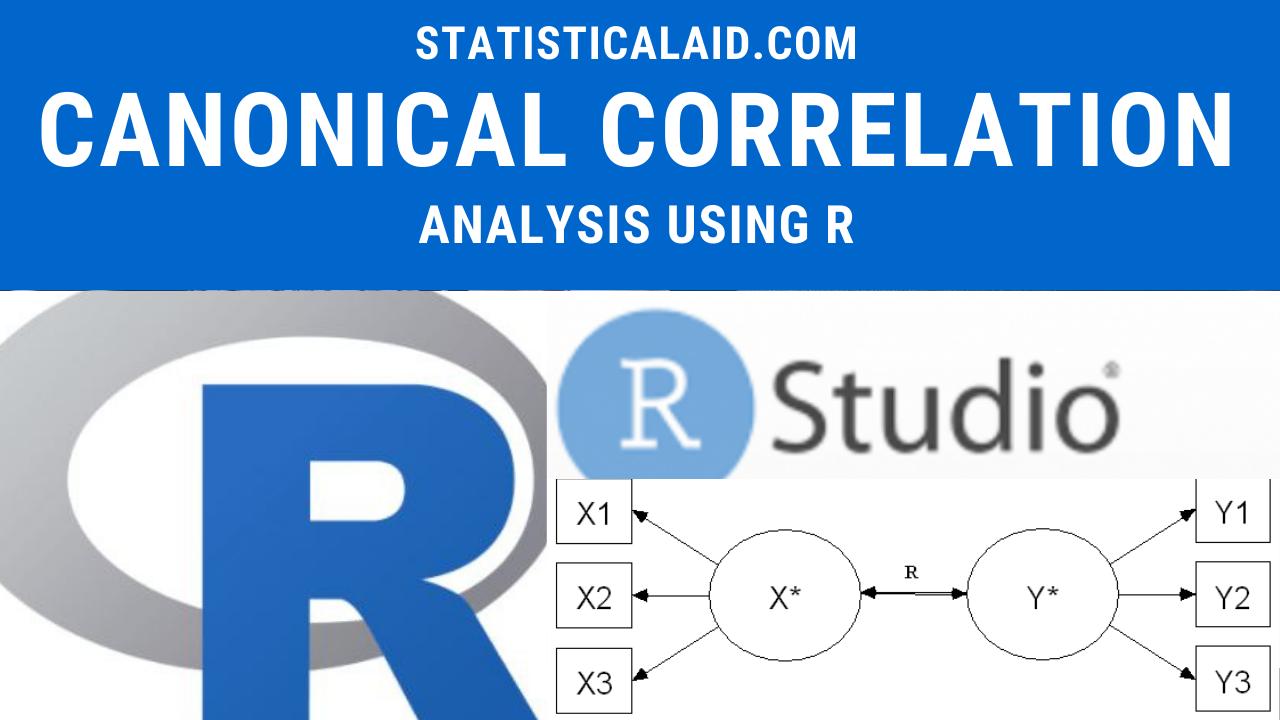 canonical correlation analysis