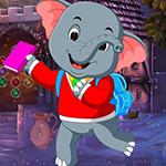 G4K Graceful Elephant Escape