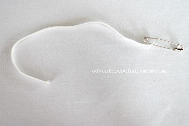 elastic for scrunchie
