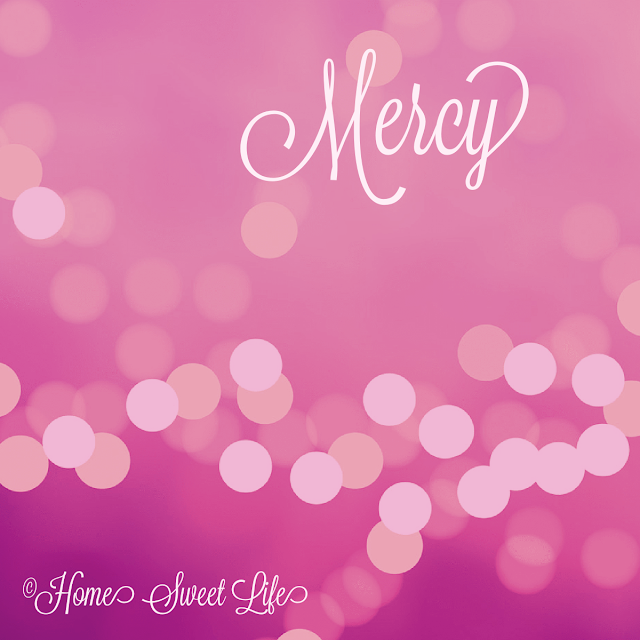 five minute friday writing prompt, offer mercy, compassion