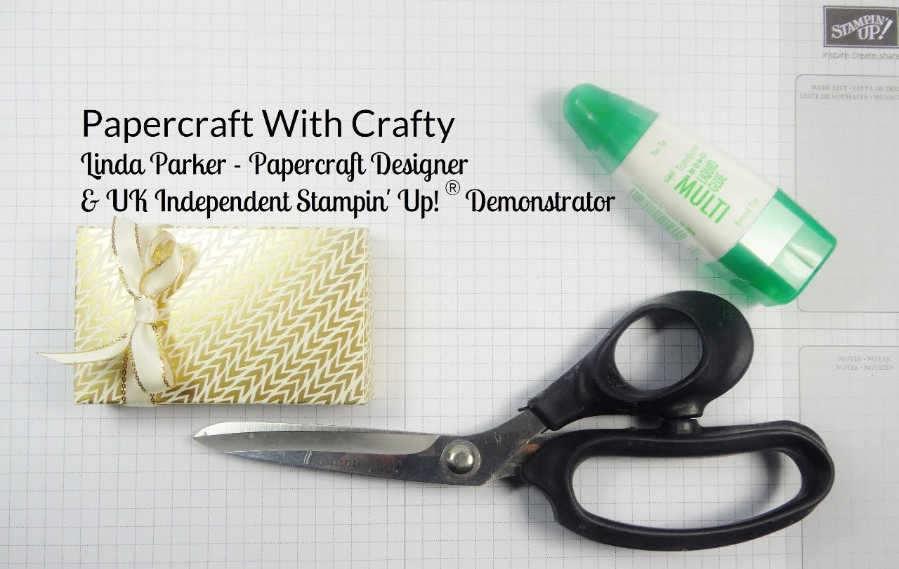Linda Parker UK Independent Stampin' Up! Demonstrator from Hampshire @ Papercraft With Crafty