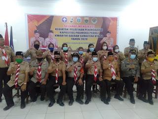 Labuhanbatu Tuan Rumah Pelatihan Peningkatan Kapasitas Pramuka Peduli Se- Sumatera Utara
