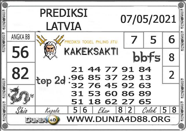 Prediksi Togel LATVIA DUNIA4D 07 MEI 2021