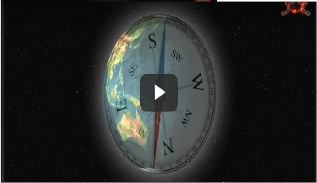 Latest  study shows how fast Earth's- magnetic field is changing Video