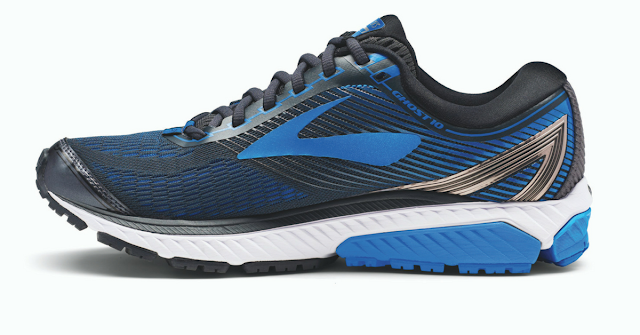 recensione brooks ghost 10