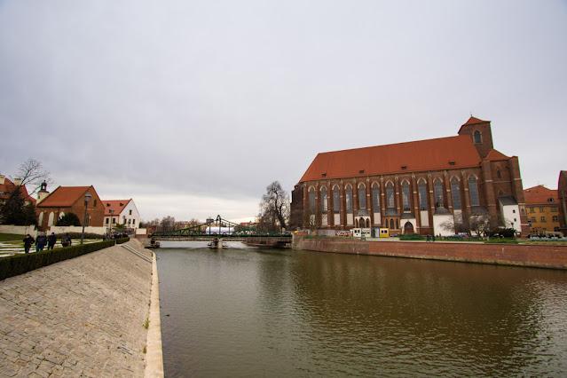 Most Tumsky-ponte Tumsky-Breslavia