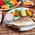 Ege'nin eşsiz lezzetleri Sandal Balık'ta