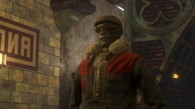 الإعلان عن مغامرة جديدة قادمة للعبة Syberia 3 بالمجان في شهر نوفمبر