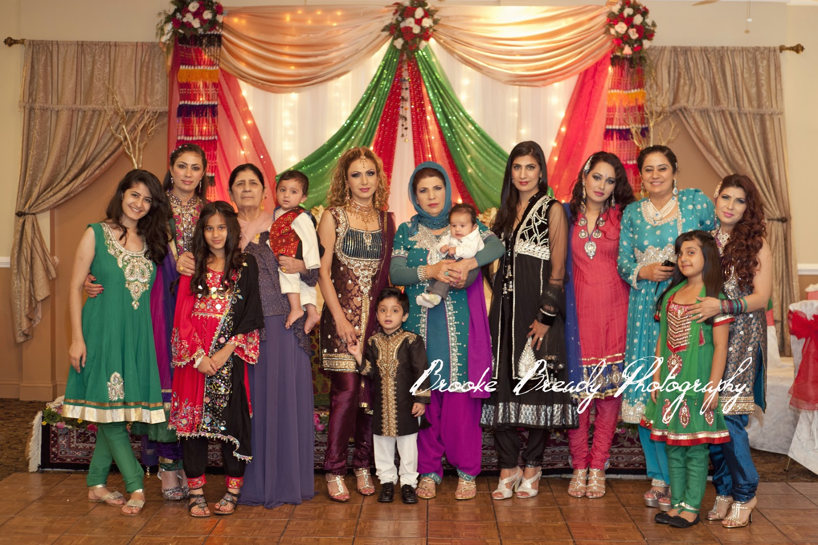 Brooke Bready Photography An Afghani Engagement Party