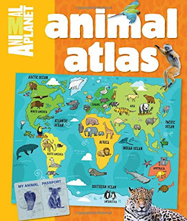 Animal Atlas is a great book for animal- or fact-loving kids!