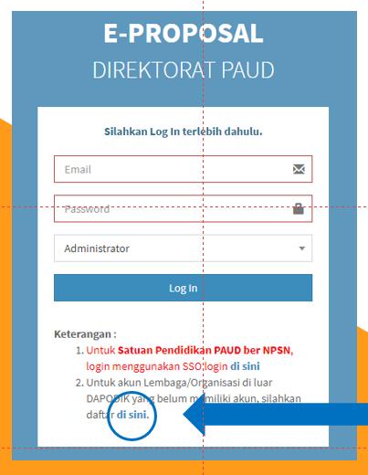 gambar aplikasi e-proposal paud 2021