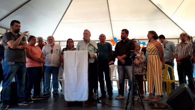ORF e Eduardo iniciam grandes obras e inauguram Vaca Mecânica de Tejucupapo