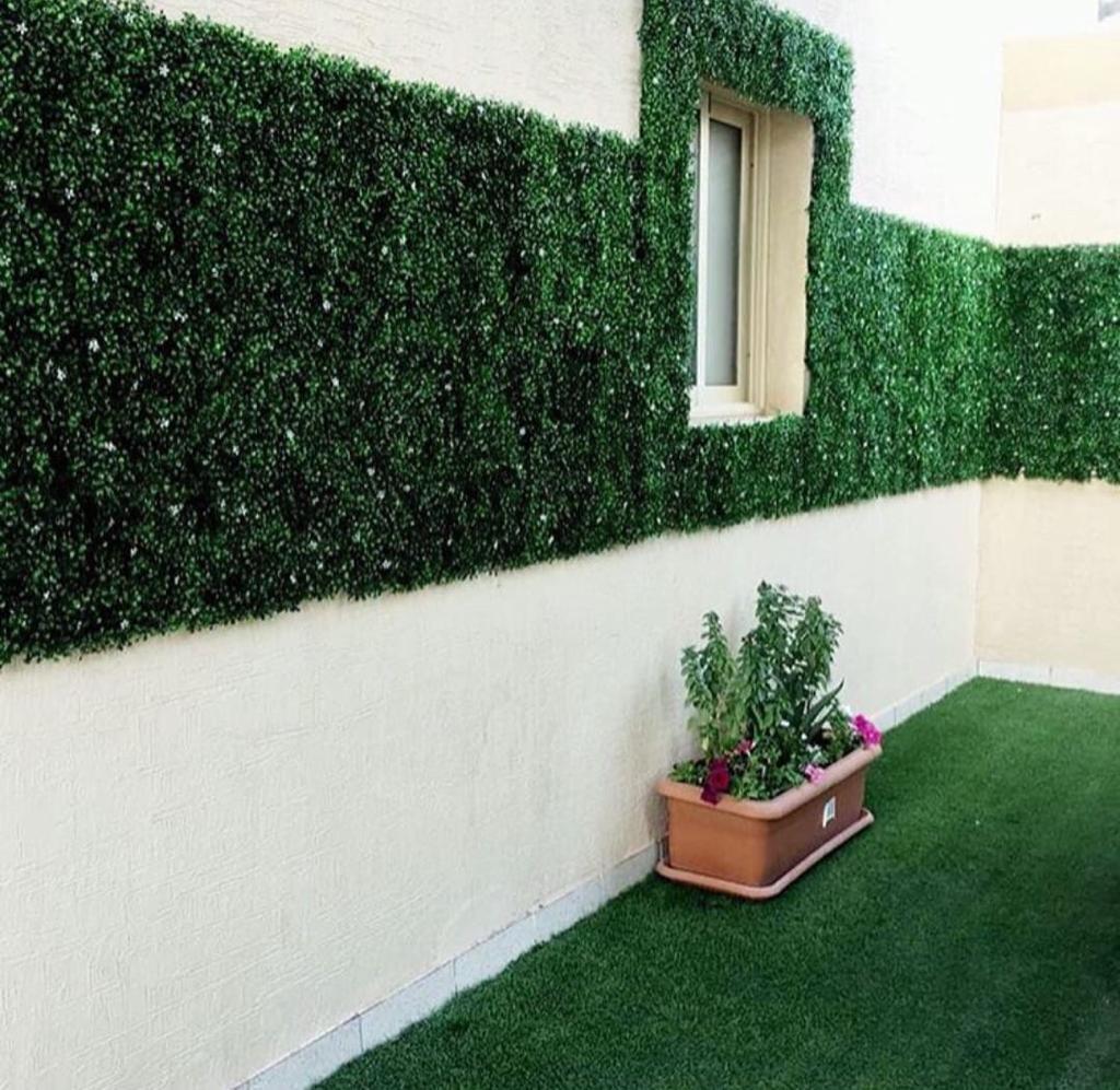 أفضل شركة تركيب عشب جداري في السعودية