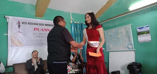 Miss Mizoram 2020