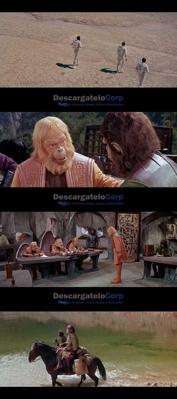 El Planeta de los Simios (1968) HD 1080p Español Latino