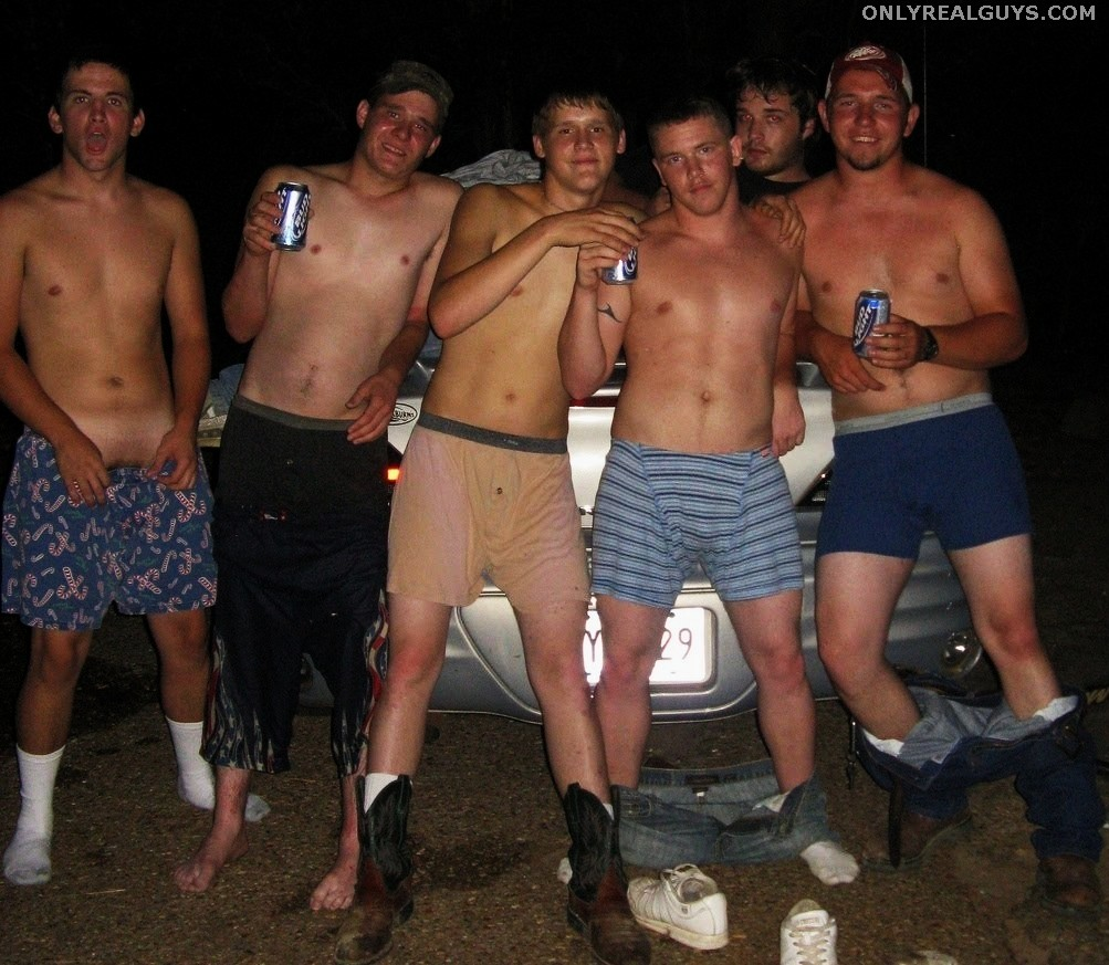 Naked Redneck Boys