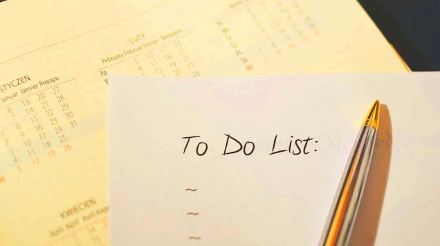 Membuat to do list