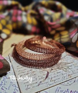 Gelang wire Fibi Jewelry