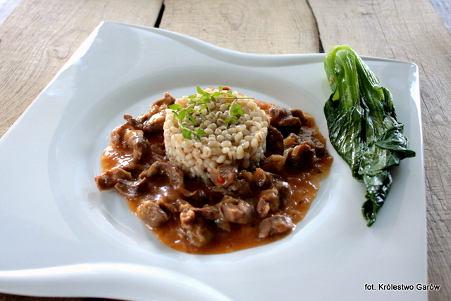 Blog O Gotowaniu Tradycyjna Kuchnia Gulasz Z żołądków