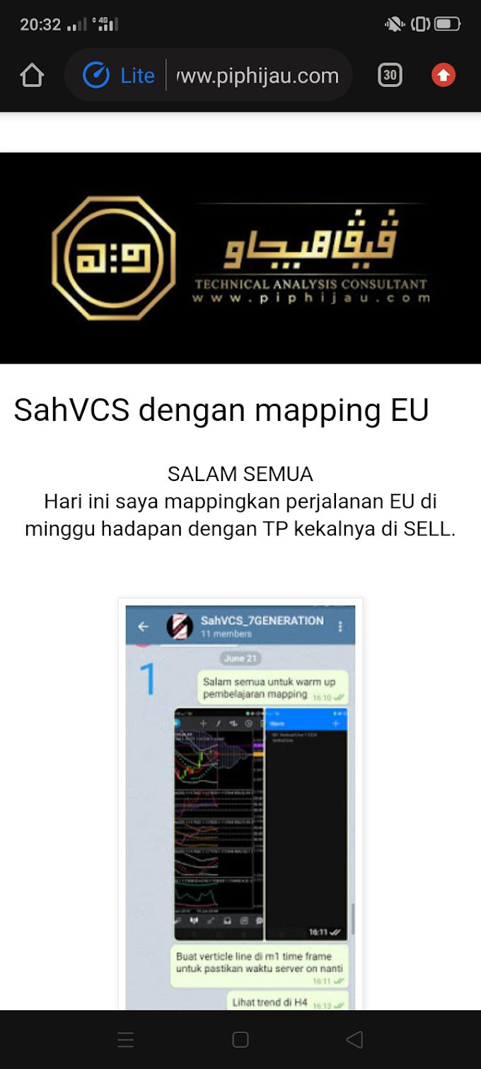 SahVCS di perjalanan EU
