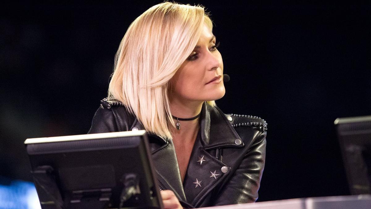 Renee Paquette não descarta futuras aparições na WWE