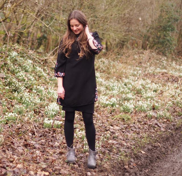 alternative little black dress