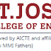 St. Joseph's College of Engineering. Chennai, Wanted Assistant Professor / Librarian