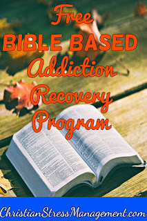Free Bible Based Addiction Recovery Program