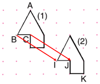 Correction - Exercice 03 page 65_2 - Vecteurs et translations