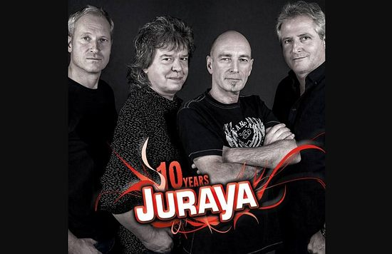 JURAYA - The Search Is Over (2014) inside