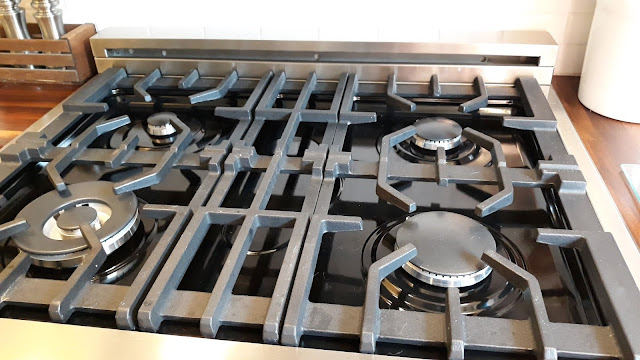 The stove top