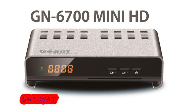 GN-6700 MINI HD