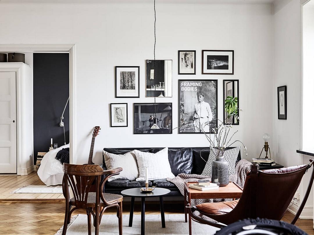 D couvrir l 39 endroit du d cor multiplier les accessoires for Living room ideas hipster