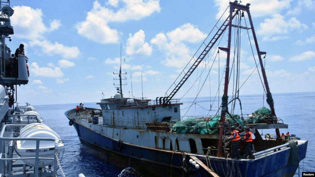 """""""Indonesia Minta China Tegas Soal ABK"""""""