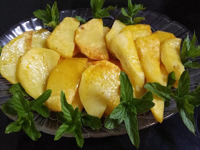 fırın torbasında patates tarifi
