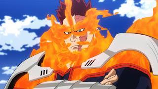 ヒロアカ エンデヴァー | Endeavor | 轟炎司 Todoroki Enji | 僕のヒーローアカデミア アニメ | My Hero Academia | Hello Anime !