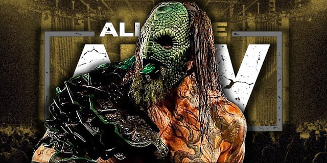 Luchasaurus Reveals His Name Was Considered For The Wyatt Family