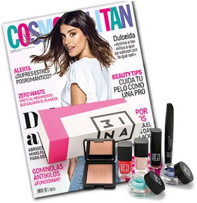 Suscripción Revista Cosmopolitan noviembre 2019