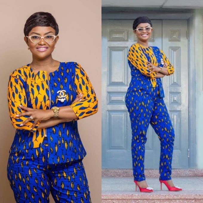 Evangelist 'Exposes' Nana Ama Mcbrown As Occult sent To Destroy Ghana