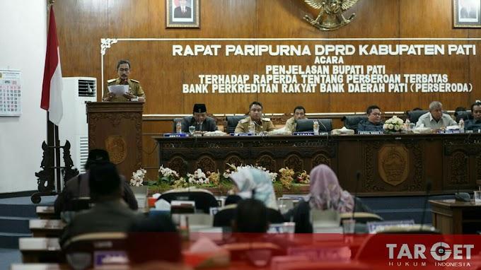 BPR Bank Daerah Pati Akan Berbentuk PT, Begini Alasannya