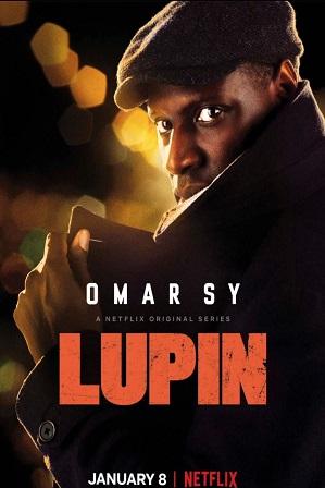 Lupin Season 1 Dual Audio Hindi-French 480p 720p All Episodes