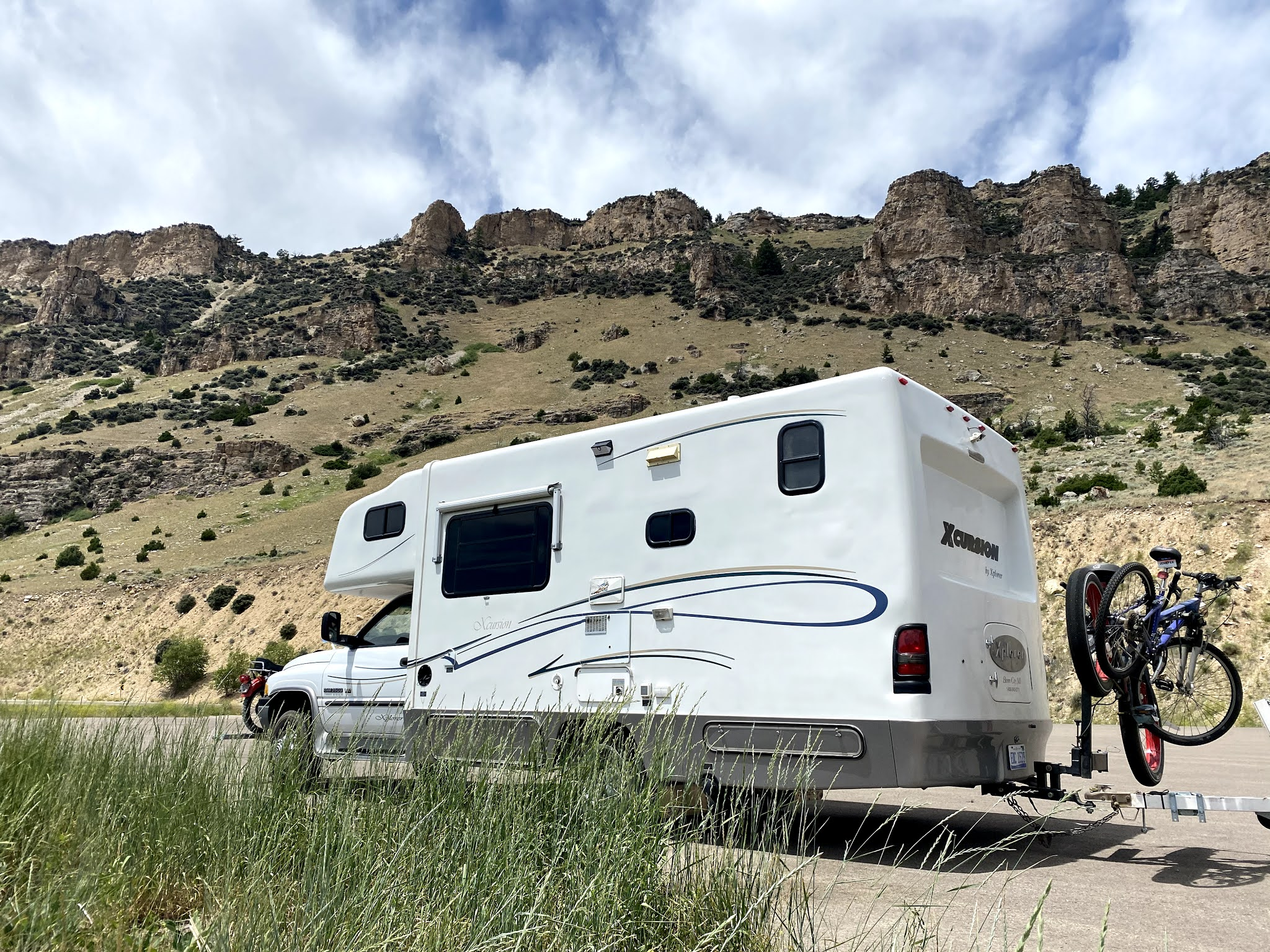 Camping in Wyoming | biblio-style.com