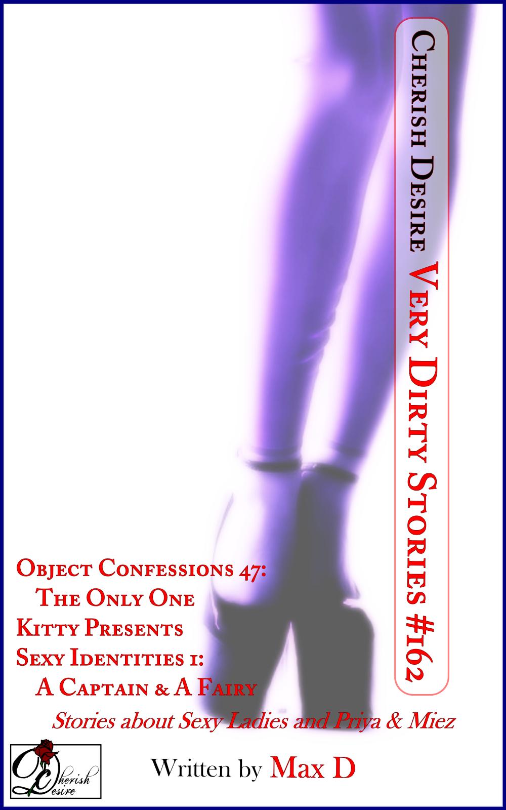 Cherish Desire: Very Dirty Stories #162, Max D, erotica