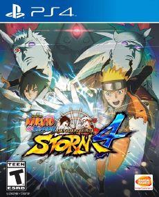 Naruto Shippuden Ultimate Ninja Storm 4 - Download game PS3 PS4